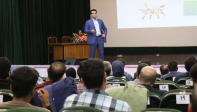 اموزش سخنرانی ویژه مدیران- محمد بهرامی